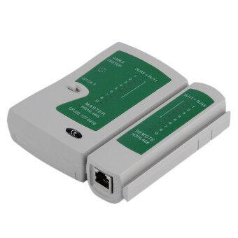 RJ45 RJ11 RJ12 CAT5 UTP Network LAN USB Cable Tester Remote Test Tools