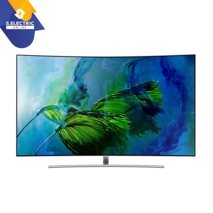 Samsung 65 QLED Curved Smart TV Q8C Series 8 Black