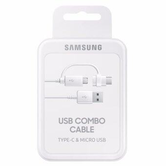 Samsung Combo Cable Micro USB Type C