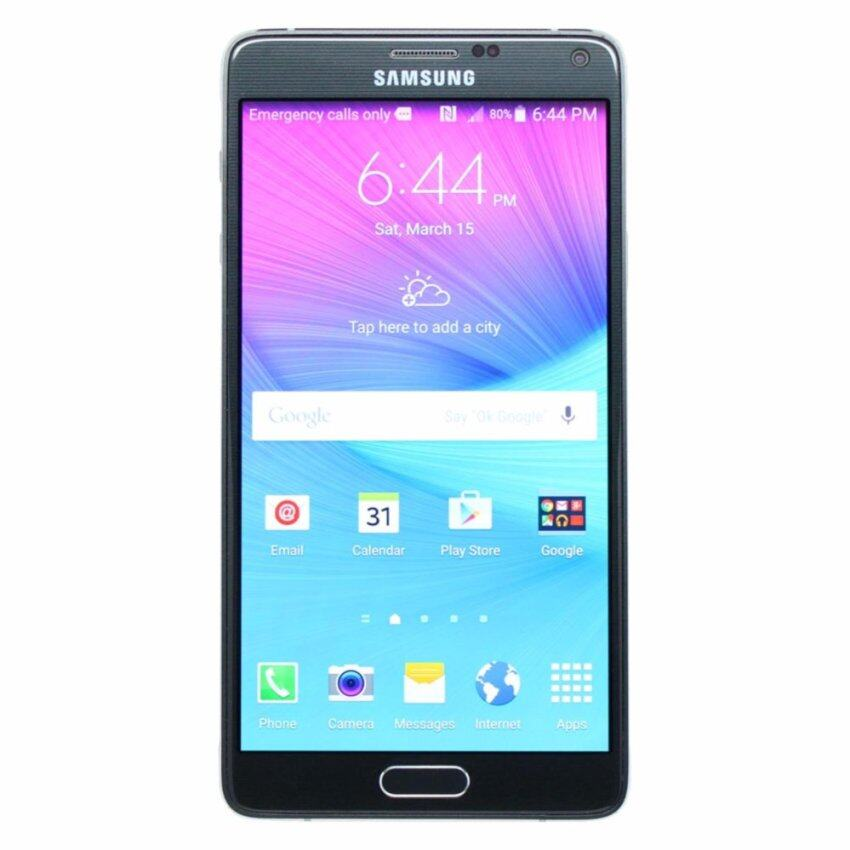 Samsung Galaxy Note 4 32 GB Black (สินค้าตัวโชว์ไม่มีกล่อง)