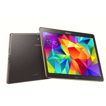 "Samsung Galaxy Tab S T800 10.5"" 16GB Titanium Bronze (Wi-Fi Version)"