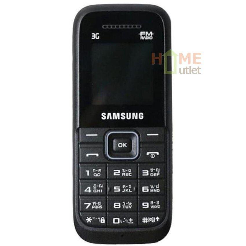 Samsung Hero B109E 3G Key Stone 3 สีดำ ใช้กับ AIS เท่านั้น