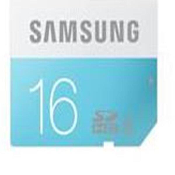 Samsung Memory 16GB Standard SDHC Class 6 Memory Card ...