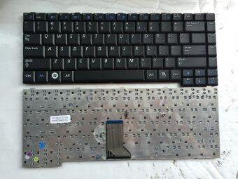 สร้างแป้นพิมพ์สำหรับ SAMSUNG R458 R408 R450 R453 R458 R410 R403 R460 แป้นพิมพ์คอมพิวเตอร์แล็ปท็อปสีดำ