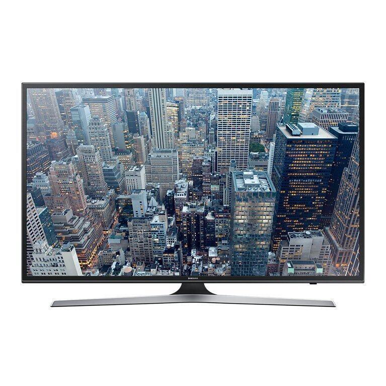 ลด50%Samsung UHD FLAT SMART TV 40 นิ้ว รุ่น UA40JU6400K (Black) มาเลือกกันเลย