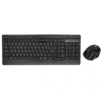 Signo wireless keyboard+mouse kw750+wm105