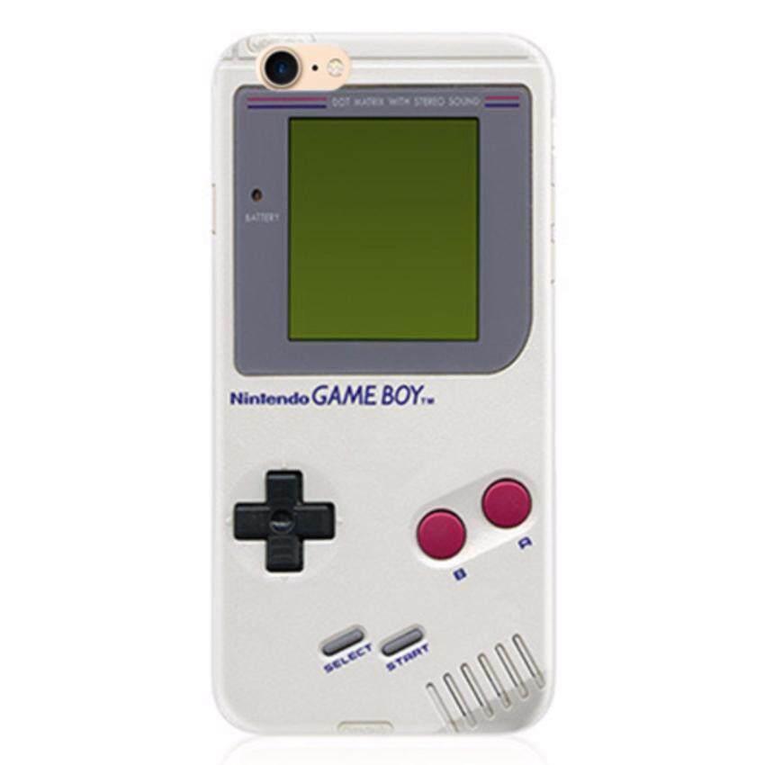 เคส Silicone ลาย GameBoy สำหรับ iPhone 7 ...