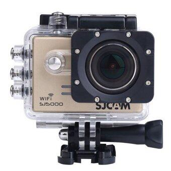 SJ CAM กล้อง แอ็คชั่น ไวไฟ รุ่น SJ-5000 (สีทอง)