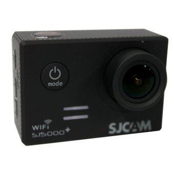 SJ CAM กล้อง แอ็คชั่น ไวไฟ รุ่น SJ-5000 (Black)
