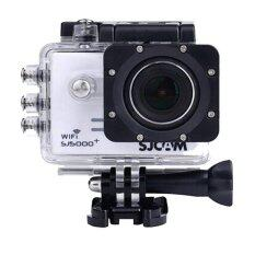 Sjcam Sj5000 Plus Wifi - White ราคา 4,990 บาท(-20%)