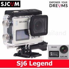 Sjcam Sj6 Legend 4k 16mp (sliver) ราคา 4,489 บาท(-31%)