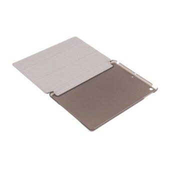 Smart Case For iPad Air, iPad Air 5 Retina Slim Stand Leather Back Cover iPad Air 2 Black