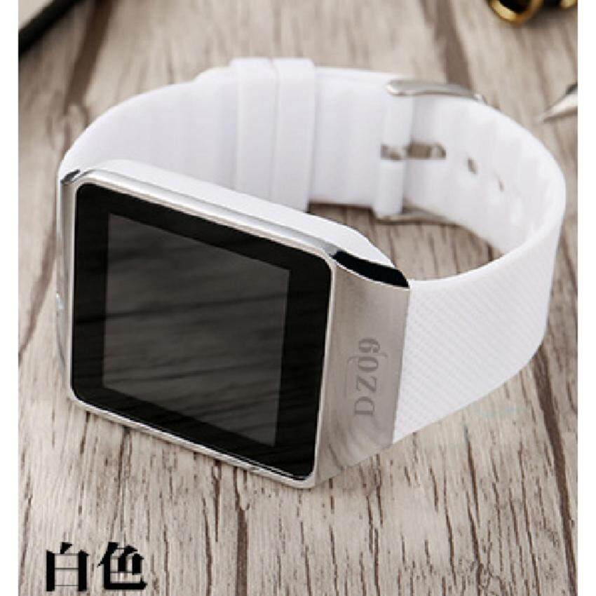 Smart Watch รุ่น DZ09 นาฬิกาโทรศัพท์มีกล้อง ...