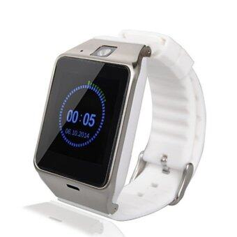 Smart Watch for Android with Camera GV18 (White) - intl