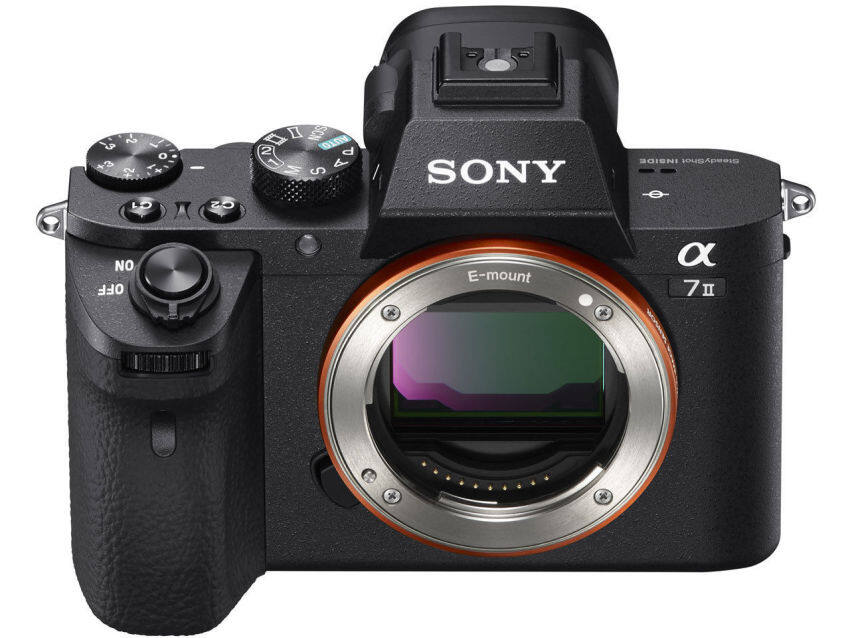 Sony A7 MK II Body Black ...