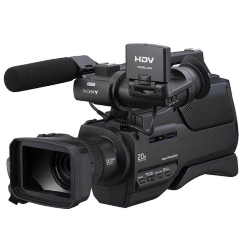 Sony HVR-HD1000P 1/2.9-inch ClearVid CMOS sensor HDV camcorder recording HD / SD กล้องวี ...