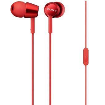 Sony MDR-EX150AP In-ear Headphones (RED)