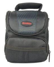 Soudelor Camera Bag กระเป๋ากล้อง รุ่น 1112 - Black ราคา 369 บาท(-37%)