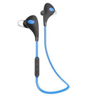 Sport Bluetooth Headset R18 Blue