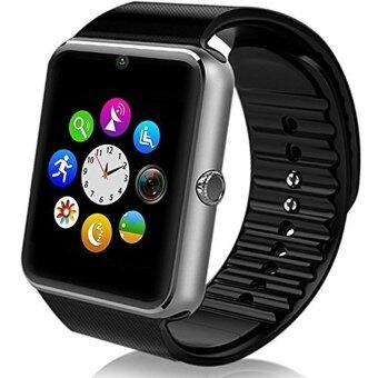 StarryBay SW-08 Smart Watch Phone for iPhone 5s/6/6s and 4.2AndroidSmartPhones Black - intl