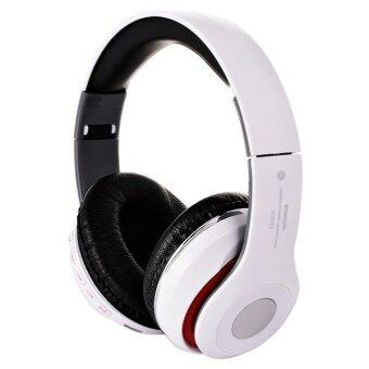 2561 STN-13 Blutooth Wireless Dynamic Stereo Headset (White)