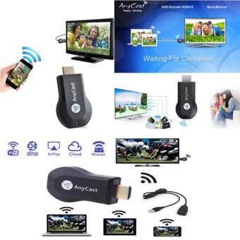 ราคา SUNWAY ตัวแปลงสัญญาณภาพ HDMI Dongle wifi M3 PLUS display receiver Anycast