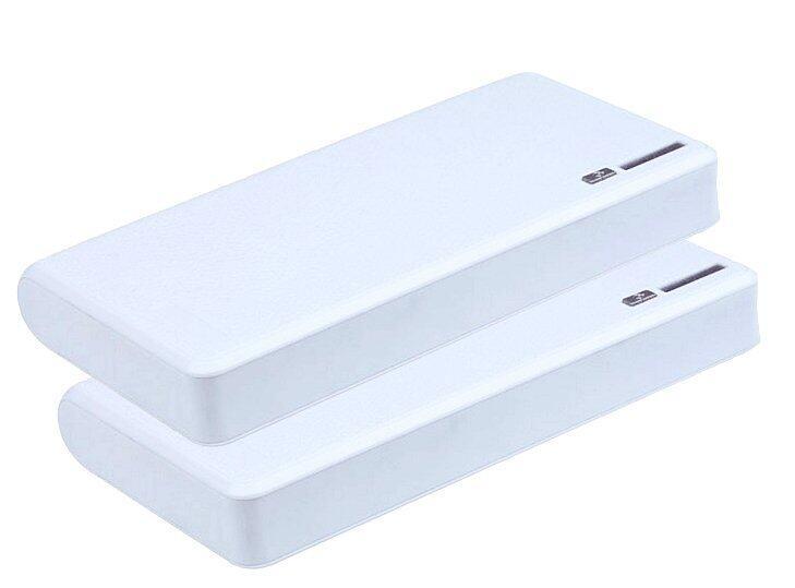SWN POWER BANK แบตสำรองมือถือ 50000 mAh รุ่น กระเป๋า แพ็ค 2 ชิ้น (สีขาว) ...