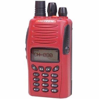 TACTECH วิทยุสื่อสาร เครื่องรับส่งวิทยุ TEC-151 สีแดง