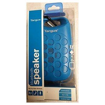 Targus Clip Tunes Bluetooth Speaker (Blue) - intl