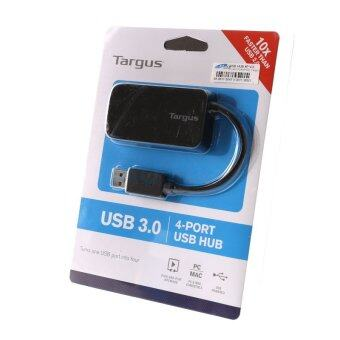 Targus USB HUB 4 Port V.3.0 ACH124AP-50 (Black)