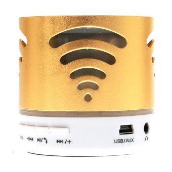 ราคา TECFON Speaker Bluetooth (SP-945) Gold