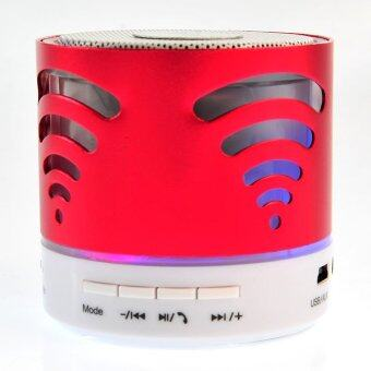 ราคา TECFON Speaker Bluetooth (SP-945) Red