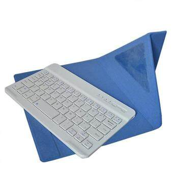 Teclast Original Bluetooth Keyboard Case For Teclast X80 pro 8 inch Tablet(Blue) - intl