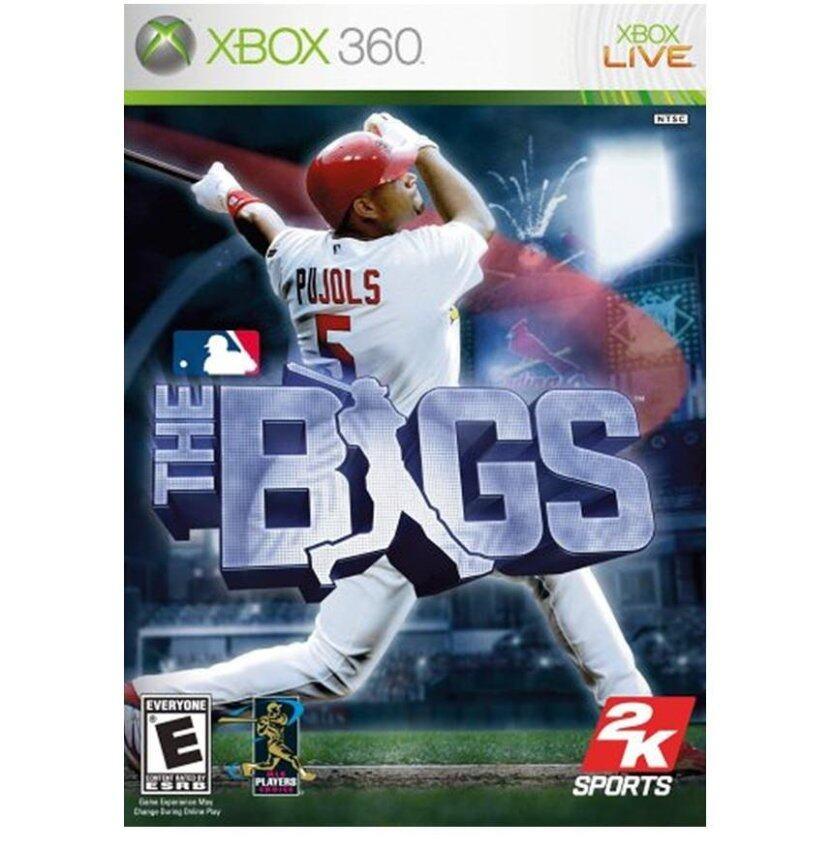 The Bigs - Xbox 360 - intl
