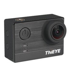 Thieye T5e 4k Wifi Action Camera Hd Waterproof 170°super-Wide View Camera Black - Intl ราคา 4,337 บาท(-67%)