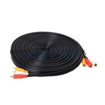 ประเทศไทย ThreeBoy Cable RCA TO RCA 3:3 (10M)