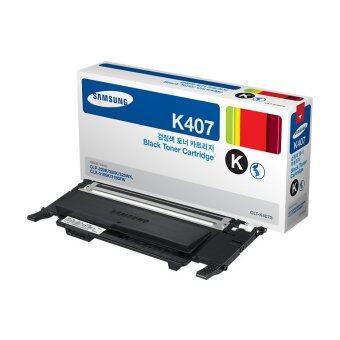 TONER Samsung CLT-K407S :Black (CLX-3185/CLP325/CLP320N)