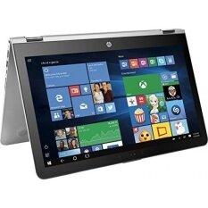 "Top Performance HP Envy x360 15.6"" 2-in-1 FHD IPS 1080p Premium Touchscreen Laptop   Intel Core i5-7200U   12GB DDR4 RAM   1TB HDD   Backlit Keyboard   Bluetooth   HDMI   B&O Play   Windows 10-Silver - intl"