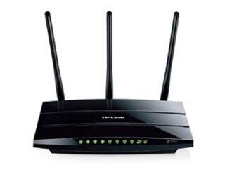 TP-Link SM TP-Link Router Gigabit Wireless 750 Mb WDR4300ND Dual Band