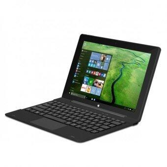 """TrekStor Windows Tablet 10.1"""" incl. Keyboard German 32 GB - Black"""
