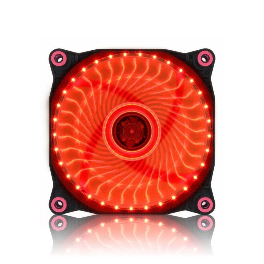 Tsunami Air Series AL-120 LED Lights Breathing Edition 33X1 RED
