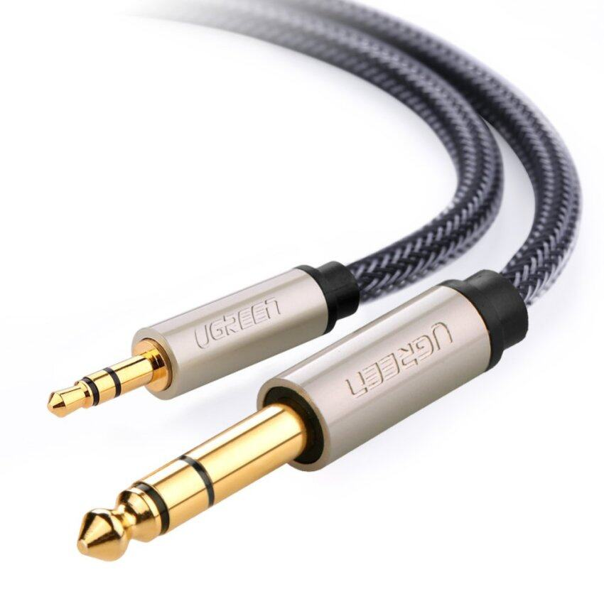 UGREEN 3.5mm to 6.35mm Adapter Jack Audio Cable (5m) - Intl