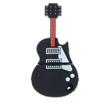 Unique Guitar USB 8GB Flash Memory Stick Pen Drive Disk for Laptop Computer