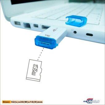 USB 3.0 Micro SD TF T-Flash Memory Card Reader Adapter