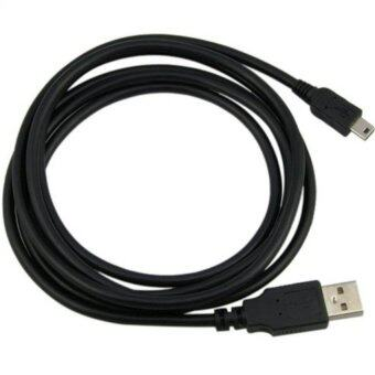 สาย USB Am to mini USB 5pin V2.0 ยาว 5M(สีดำ)