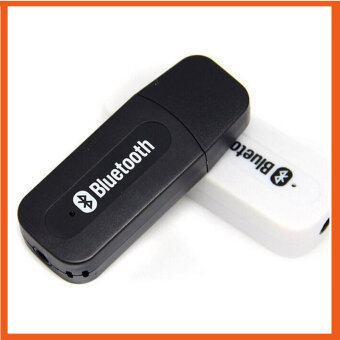 USB Bluetooth adapter 4 Bluetooth music receiver(Black) - intl