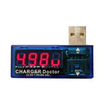 USB CHARGER DOCTER อุปกรณ์สำหรับไว้ตรวจสอบการชาร์ตไฟผ่าน USB