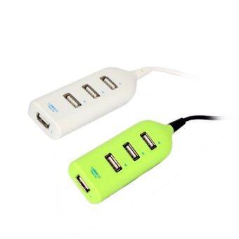 USB HUB 4 Port (รูปปลั๊กไฟ)