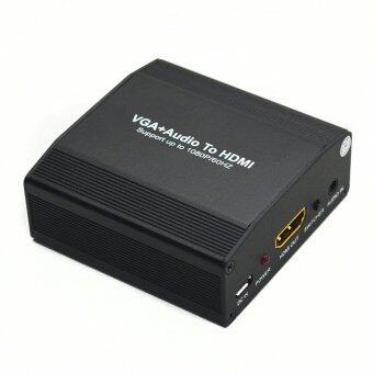 VGA+ Audio TO HDMI Converter VGA+ Audio (RL or SPDIF)input,HDMI output