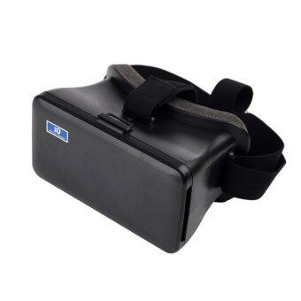 Virtual Reality Plastic 3D VR Magic Glasses Universal For Phone 5.5\~6.4\ - intl